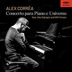 Alex Corrêa - Concerto para Piano e Universo (download WAV)