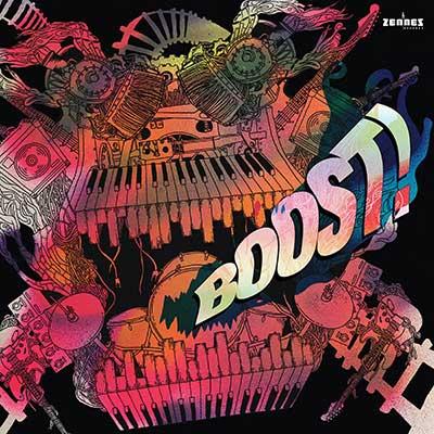 BOOST! – BOOST! (vinyl)
