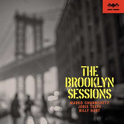 Churnchetz Teepe Hart - The Brooklyn Sessions (download WAV)