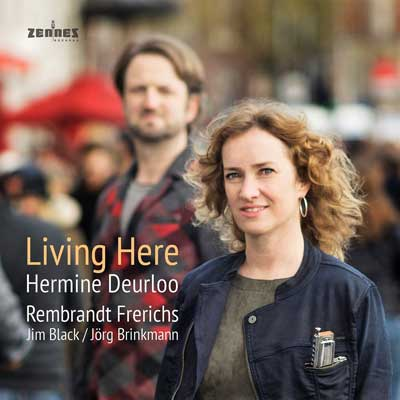 Hermine Deurloo - Living Here (audio-cd)