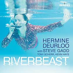 Hermine Deurloo - Riverbeast (audio cd)