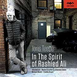 Joris Teepe - In The Spirit Of Rashied Ali (download WAV)