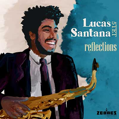 Lucas Santana - Reflections (LP)