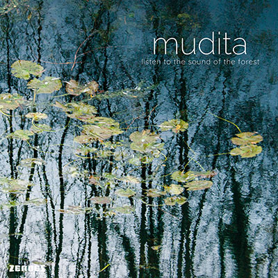 Mudita - Listen to the sound of the forest (audio-cd)