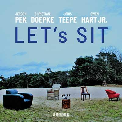 Pek Doepke Teepe Hart - Let's Sit (EP) (download)
