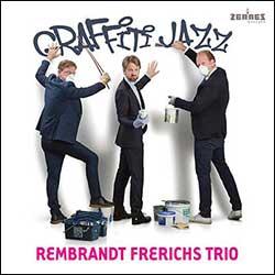 Rembrandt Frerichs Trio - Graffiti Jazz (audio cd)