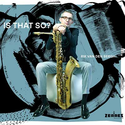 Rik van den Bergh – Is That So? (vinyl)