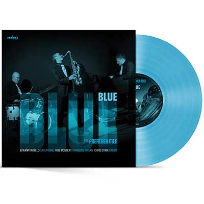 The Preacher Men - Blue (vinyl)