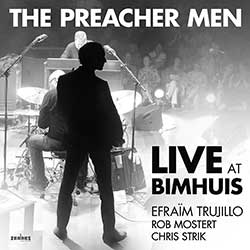 The Preacher Men – Live at Bimhuis (audio cd)