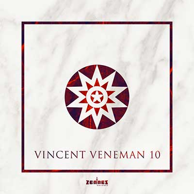 Vincent Veneman 10 (audio-cd)