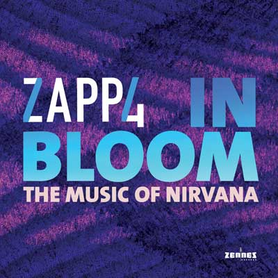 Zapp4 - In Bloom (audio-cd)
